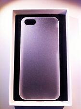cover rigida Iphone 5 5s ultra slim opaca trasparente ultra compatta