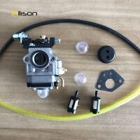 For ARDISAM Earthquake E43 AUGER 300486 11334 43CC 51.7CC Carburetor Carb