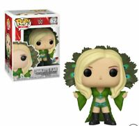 "WWE CHARLOTTE FLAIR 3.75"" POP VINYL FIGURE FUNKO BRAND NEW 62 UK SELLER"
