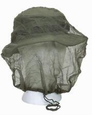 Uomini Mimetico pesca Cappello Larga Tesa di visiera parasole CACCIA Bee mantenendo Mesh