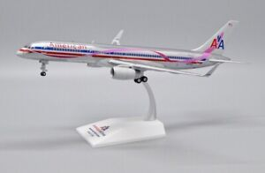 JCWINGS JC2191 1/200 AMERICAN AIRLINES BOEING 757-200 BCA REG: N664AA WITH STAND