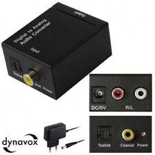 DA-Wandler,Mini DAC II,Dynavox, Digital Analog Converter,bis 192 kHz, 24 Bit (71