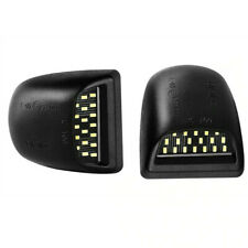 LED License Plate Light Lamp for Chevrolet GM Tahoe Escalade Silverado 1500 2500