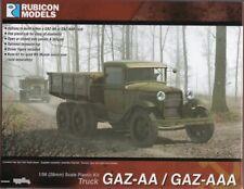 Bolt Action Rubicon Models Russian GAZ-AA/GAZ-AAA truck 1/56 scale (28mm) New!