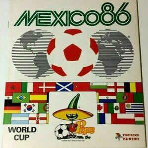 Figurine PANINI MEXICO 86. Dalla n.1 alla 237.Da recupero.Entra Scegli.Choose