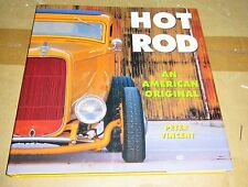 2001 Hardcover Hot Rod An American Original Book by Peter Vincent 192 Pages