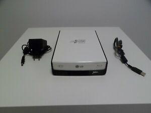 BE12LU30 Externer Blu-ray-Brenner mit 3D-Playback-Technologie, LightScribe