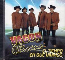 Vagon Chicano El Tiempo En Que Vivimos CD New Sealed