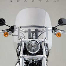 "Spartan Quick Release 16.25"" Touring Clear Windshield NaC. N21301 for Harley"