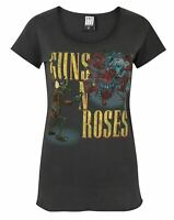 Amplified Guns N Roses Appetite Attack Women's T-Shirt
