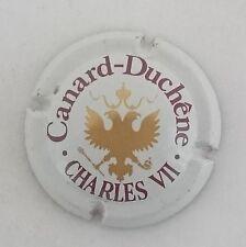 capsule champagne CANARD DUCHENE petit sabre petit 1868 n°67 cuvée charles VII