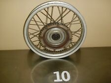 1978 KTM 250 400 Rear Wheel 78 Ahrma