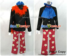 One Piece Cosplay Costume Brook Two Years Before And Later White Shirt Red Scarf