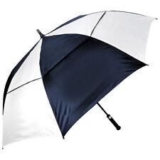 "Orlimar Oversized Golf Tour Windproof Cyclone Double Canopy 62"" Rain Umbrella"