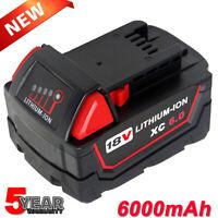 For Milwaukee M18 LITHIUM XC 5.0 18V Extended Capacity Battery Pack 48-11-1852