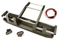 C27117GUN Integy Alloy F Bumper w/ LED for Tamiya 1/14 King Hauler & Globe Liner