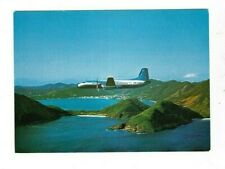 CRUZEIRO AIRLINES YS11 ISSUED POSTCARD