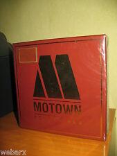 MOTOWN ESSENTIALS 8 CD BOX NUOVO SIGILLATO CON BOOKLET 40 PAGINE