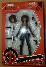 "DOMINO Marvel Legends Series: Deadpool [Film] 6"" Inch Action Figure NEW BNIP"
