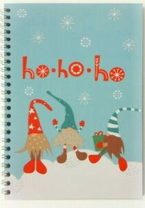 Christmas Planner Organiser Notebook With Stickers