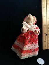 "1:12 scale Dollhouse Doll ~ ""Ima Sweet"" Little Girl  By Katherine Nagy  4"""