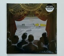 Fall Out Boy From Under The Cork Tree Vinyl 2 xLP Maroon & Gold Swirl Sealed
