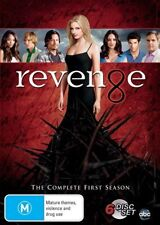 Revenge Complete First Season 1 One New Sealed DVD 2012, 6 Disc Set