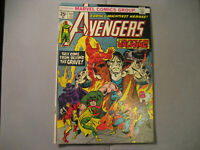 The Avengers #131 (1975, Marvel) Low Grade MVS Intact