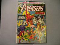 The Avengers #131 (1975, Marvel) Low Grade MVS Intact