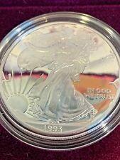 1993 P Silver American Eagle Proof