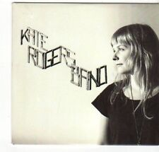 (EZ500) Kate Rogers Band, Anger Management - 2013 DJ CD