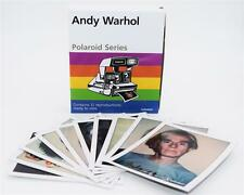 ANDY WARHOL POLAROID SERIES SET OF 11 BY KIDROBOT