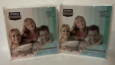 Box Spring Encasement 2 Pack - Bed Bug Proof - Waterproof - Twin Xl - Up To 11�