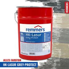 Remmers HK-Lasur Grey-Protect 10 L Holzlasur Holzschutz ALLE FARBE PREMIUM LASUR