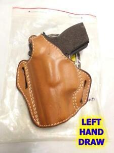 LEFT 01-82 DeSANTIS CCW Gun Holster for S&W Compact Auto 469 669 3913 6906 &