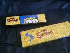 MAC The Simpsons MARGE'S EXTRA INGREDIENTS QUAD Eyeshadow! NIB! NEW!