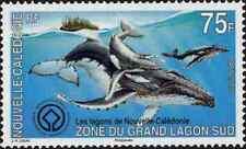 Timbre Faune marine Baleines Nouvelle Calédonie 1167 ** année 2012 lot 21512
