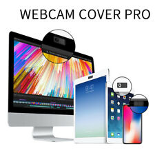 3PCS THIN WEBCAM PRIVACY PROTECTION SHUTTER STICKER LID FOR PHONE TABLET _GG
