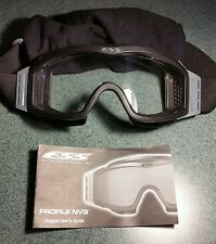 ESS Profile NVG Goggles with RX Insert