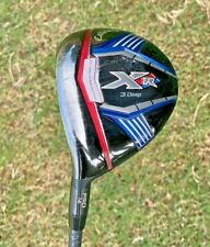 LH Callaway Golf XR 3 Deep Pro Fairway #3 Wood Project X 6.0 Stiff Flex 14* Club