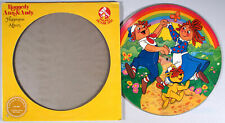 Raggedy Ann and Andy - Happiness Album (Picture Disc) (1981) Vinyl LP •