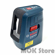 Bosch GLL 3X Professional Self Level Cross 3 Line Laser Compact 3-line Laser