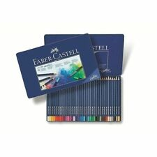 Faber Castell Watercolour pencil ART GRIP AQUARELLE tin of 36