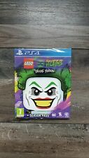 Lego DC Super Villains Deluxe Limited Steelbook Edition Ps4 Mit Season Pass