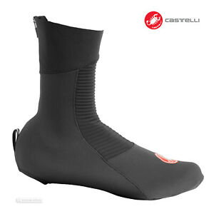 Castelli ENTRATA Winter Cycling Shoe Covers : BLACK One Pair