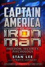 Captain America vs. Iron Man (2016, Paperback)