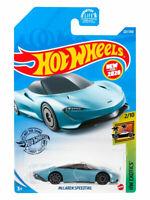 Hot Wheels McLaren SPEEDTAIL 2020 Car Toy HW Exotics Mattel Brand NEW