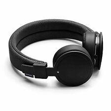 Urbanears Plattan Black On-ear Stereo Headphones With Mic & Remote Like