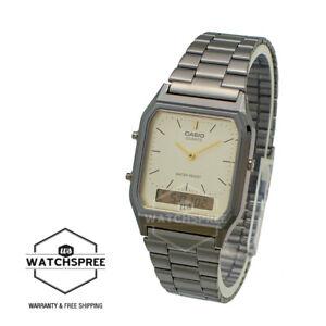 Casio Analog Digital Dual Time Watch AQ230GG-9A