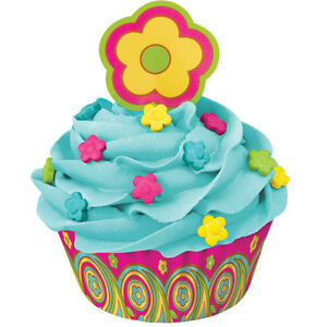 Flower Cupcake Decorating Kit from Wilton 8039 NEW